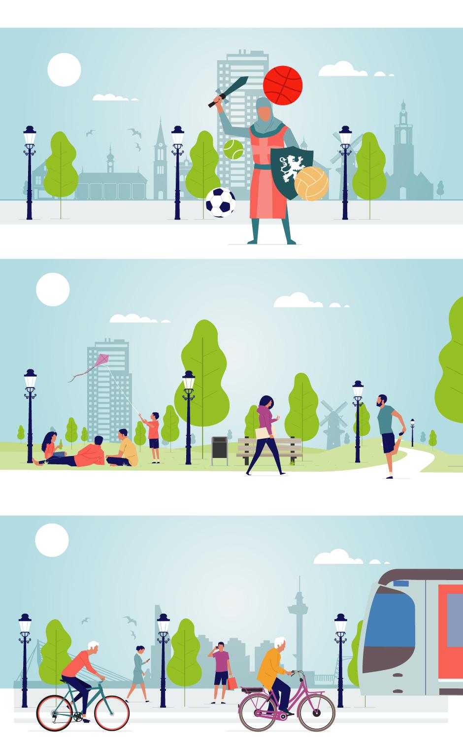 Infographic laten maken Rotterdam animatie laten maken rotterdam uitleganimatie freelance illustrator rotterdam